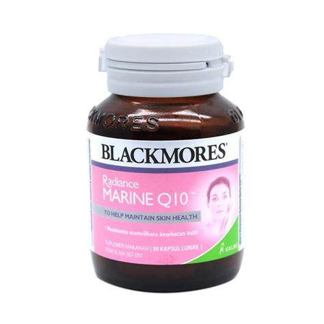 Suplemen Q Ten Jual Blackmores Radiance Marine Q10 Suplemen Kesehatan