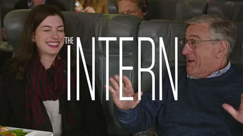 the intern trailer new trailer for the intern review collider