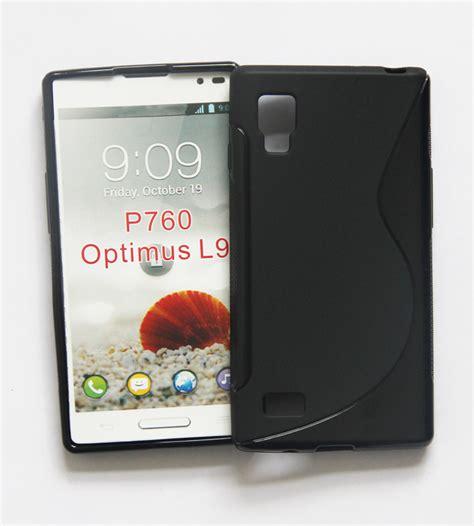 lg l9 cover personalizzata in silicone per lg optimus l9 tpu