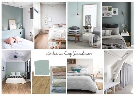 Ambiance Chambre Parentale by Une Chambre Parentale Cosy Et Scandinave Home By