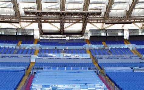 ingresso tribuna monte mario olimpico la nuova tribuna con il tappeto rosso comfort