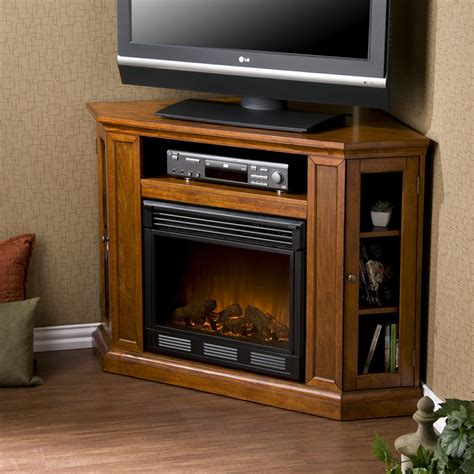 corner electric fireplaces corner fireplace