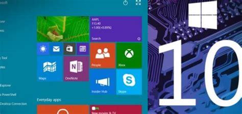 imagenes del sistema operativo windows 10 la gran actualizacion llamada windows 10