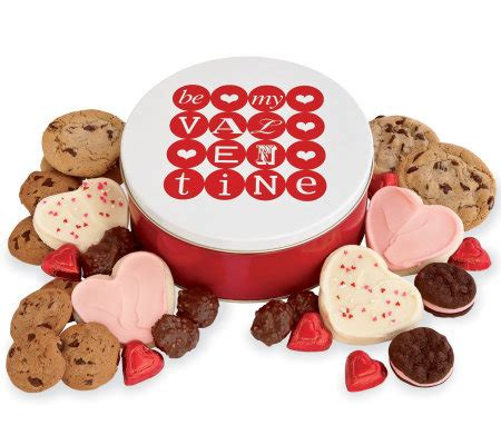 Valentines Day Treats Product by Cheryl S S Day Gift Tin Treats Assortment