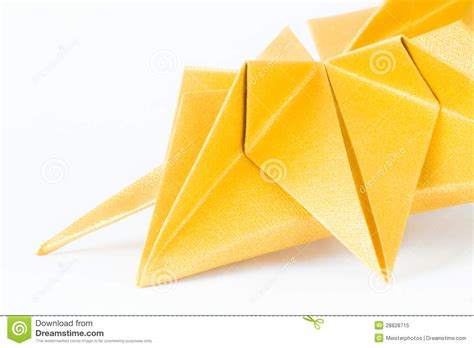 Folded Origami - folded origami royalty free stock photo image 28828715