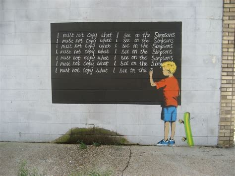 Banksy Wall Mural banksy most famous street art pieces giantlife art
