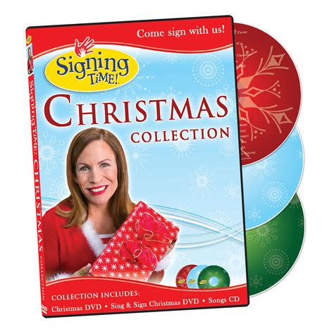 Nursery Rhymes Volume 3 by Signing Time Christmas Signing Time