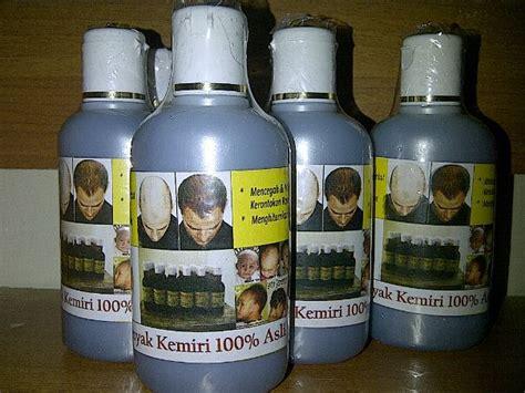 Minyak Kemiri Wardah menumbuhkan rambut minyak kemiri asli toko jual