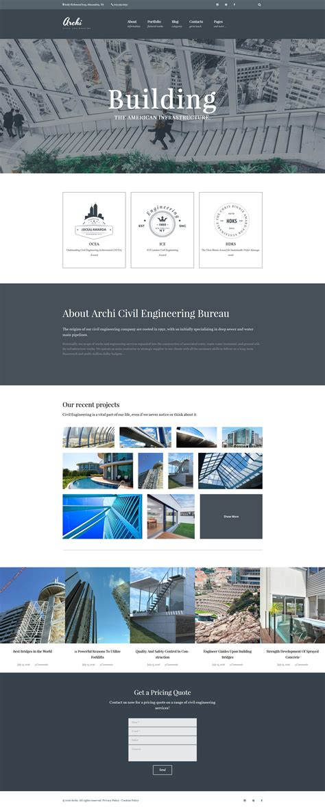 themes wordpress engineering civil engineering templates archives zemez wordpress
