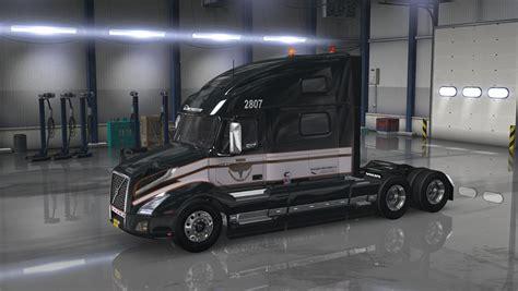 pack  skins  volvo vnl  ats american truck simulator mod ats mod