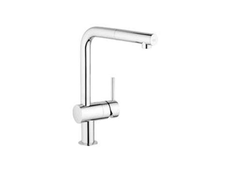 robinetterie evier grohe grohe minta touch zedra touch robinetterie cuisine