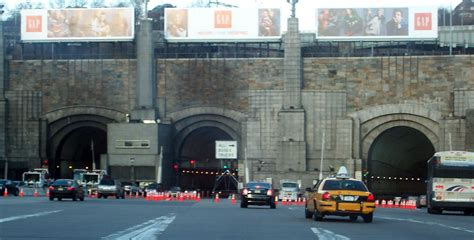 when was the lincoln tunnel built lincoln tunnel
