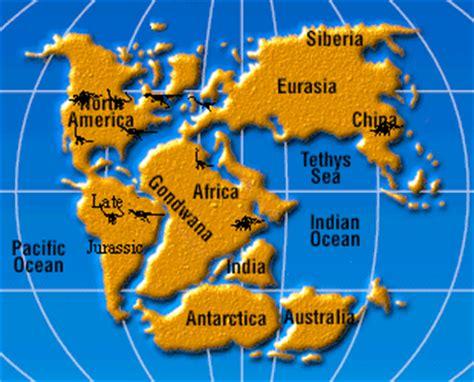 jurassic map america late jurassic