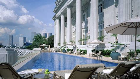 best singapore hotel luxury hotels in singapore the fullerton hotel