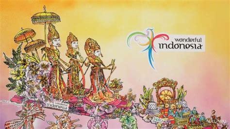 pariwisata indonesia meraup transaksi rp  miliar