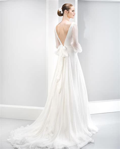 vestido novia ibicenco con manga avance de vestidos de novia para el 2016 el blog de ana