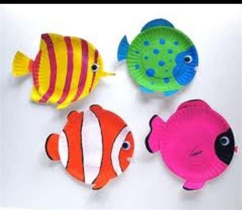 wallpaper crafts pinterest paper plate fish craft ideas pinterest