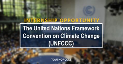 the un convention on climate change unfccc grid arendal internship at the united nations framework convention on