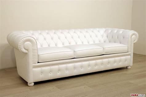 divani chesterfield divano chesterfield 3 posti prezzo e dimensioni