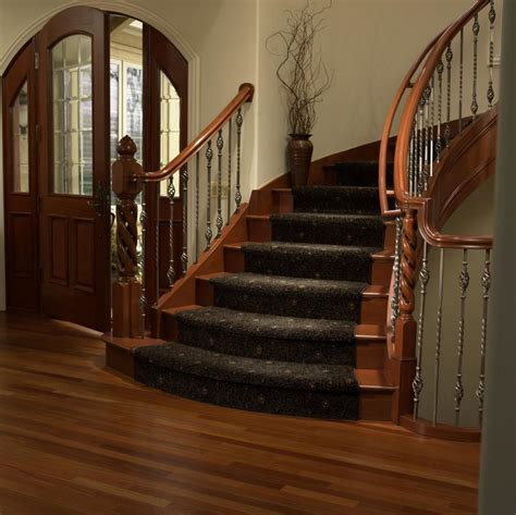 Where To Use Carpet Runners - contemporary stair runner store founder stair design