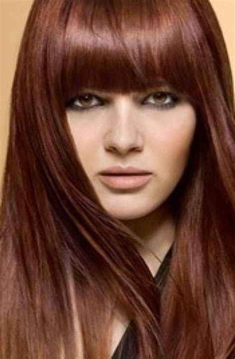 bronze brown hair color 20 solutions for copper hair color