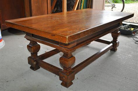 renover une table en bois 4622 bois et patines nathalie madrenes