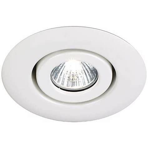juno 3 inch recessed lights juno 4 quot low voltage white gimbal recessed light trim