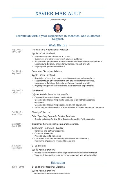 senior advisor resume sles visualcv resume sles