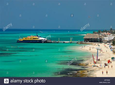 the boat playa del carmen playa del carmen to cozumel by boat