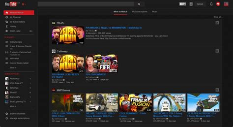youtube layout color how to change youtube background black youtube