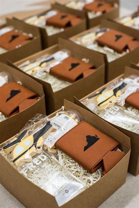 va corporate client gift boxes   thoughtful