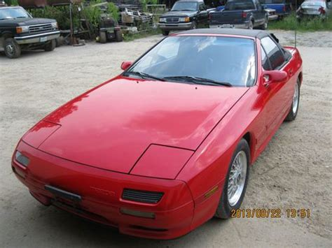 1990 mazda rx 7 convertible convertible 2 door 1 3l find used 1990 mazda rx 7 convertible convertible 2 door 1 3l in tebbetts mo united states