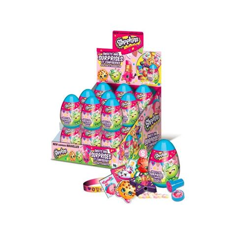 Shopkins Egg shopkins eggs per 18 welcome family