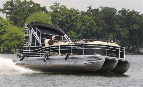 bennington pontoon boat trailers bennington pontoon boat retrofit