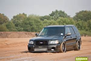 Stanced Subaru Forester Forester Omg Pancakes