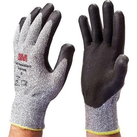 cut resistant gloves 3m cgl cr comfort grip cut resistant gloves large pair tools supply