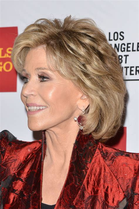 jane fonda hairstyles 2015 jane fonda 2015 gala vanguard awards in los angeles