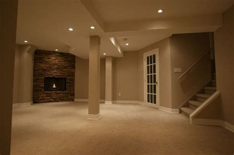 aggroup inc dunning basement fireplace renovation finished