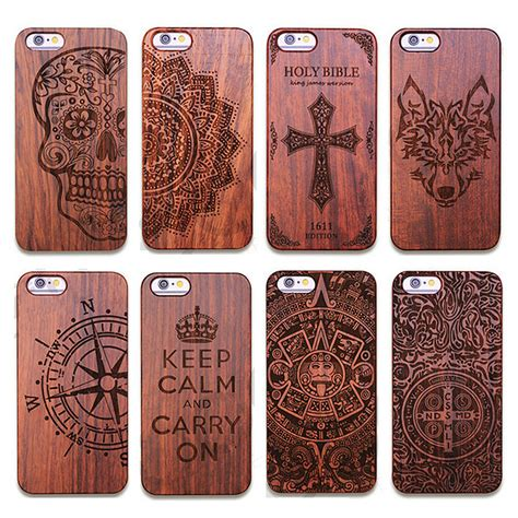 Wood Ring For Iphone 5 5s Se 6 6s 6 6s 7 7 8 8