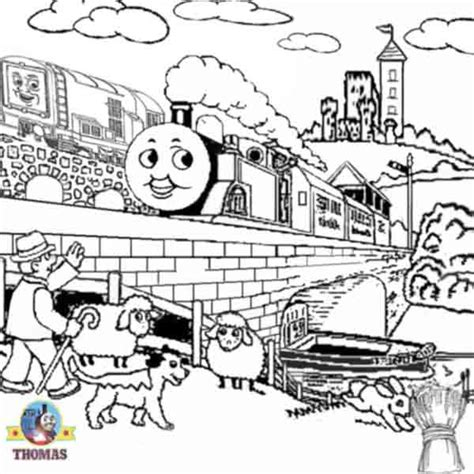 thomas the train coloring pages free printables diesel