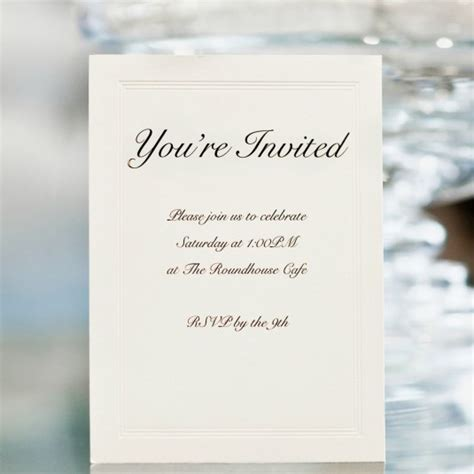 Wedding Invite Present Wording by Wedding Invitation Wording
