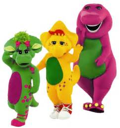pics photos barney friends