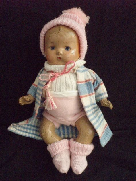 composition baby doll 1920s 93 best ant vnt toys puzzles dollhouse minis images