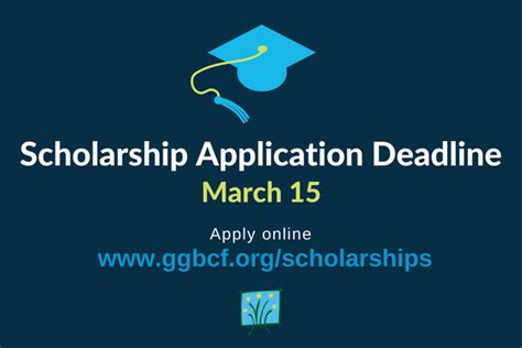 March 15 Mba Deadline by The Greater Green Bay Community Foundation