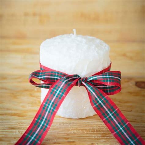 candele di natale fai da te regali di natale fai da te tante idee e suggerimenti