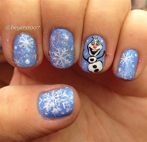 christmas pattern nail st cute winter and christmas nail ideas crafty morning