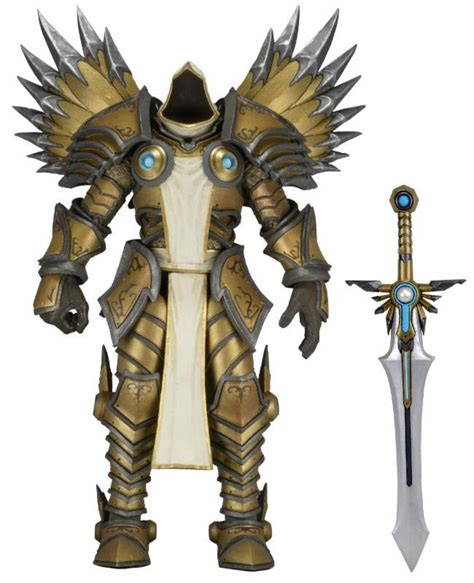diablo iii storm of 1416550801 heroes of the storm series 2 tyrael 7 scale action figure tokyo otaku mode shop