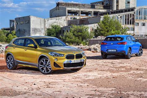 crossover cars bmw bmw x2 suv new crossover dubbed the cool x revealed