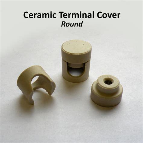 10 32 Ceramic Cap - ceramic terminal cover archives heat and sensor technology