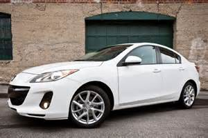 2012 mazda3 s grand touring sedan editors notebook